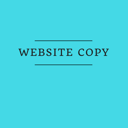 Website Copy