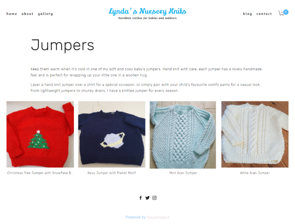 Jumpers Description -