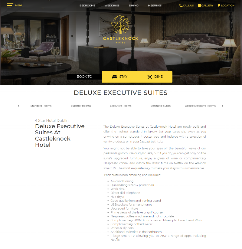 Deluxe Executive Suites -
