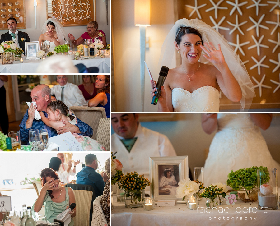 roslin beach hotel wedding details