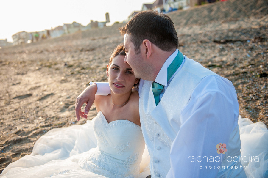 roslin beach wedding photographer