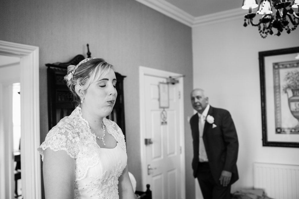 De Rougemont Manor Wedding
