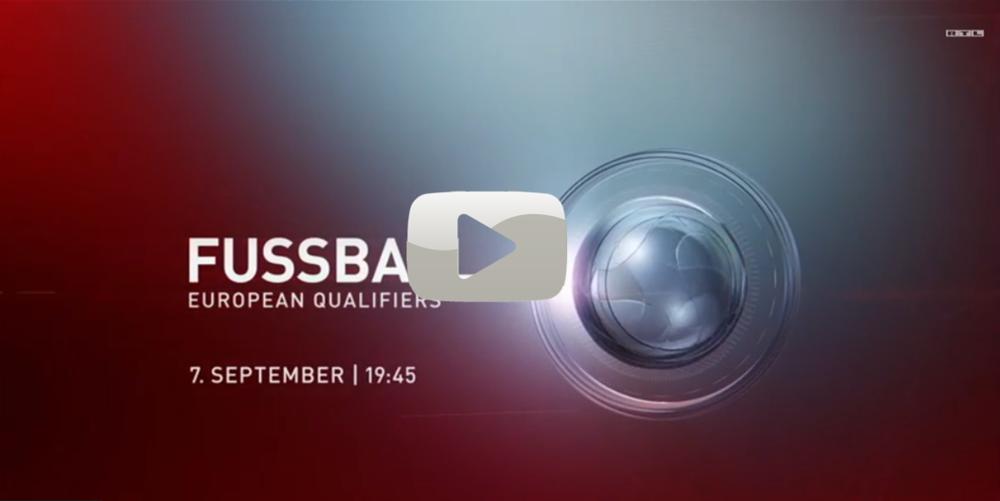Die EM-Qualifikation Spiele ab 07. September, 19:45 Uhr bei RTL!