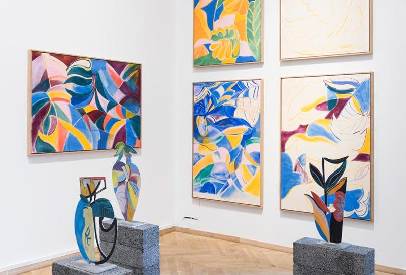 Gallery Steinsland Berliner Booth  Photo: David Stjernholm