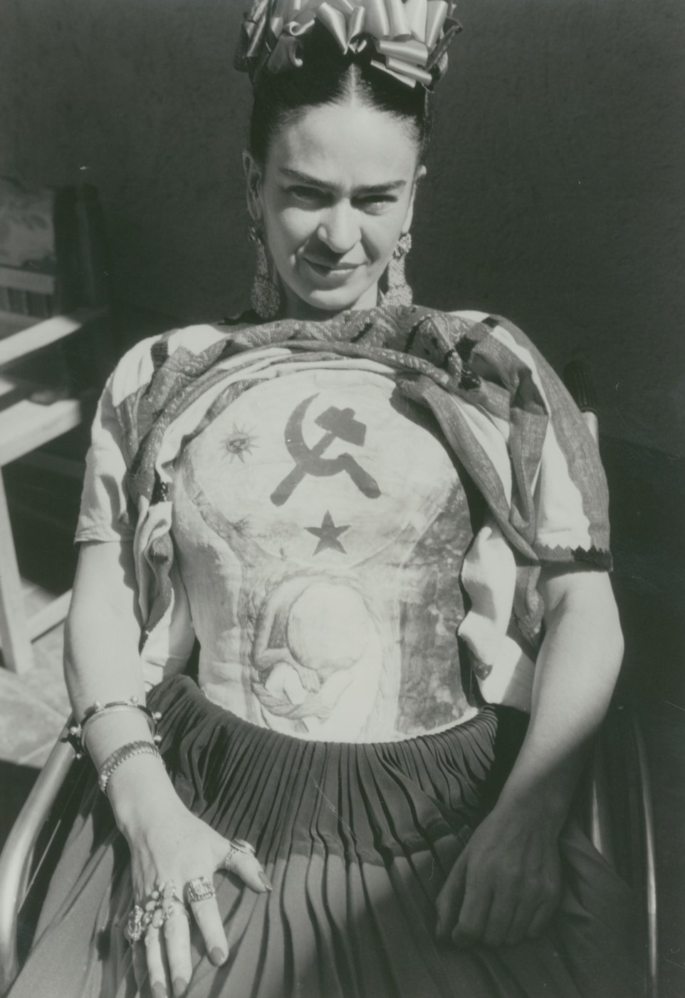 Frida Kahlo by Florence Arquin, c.1941