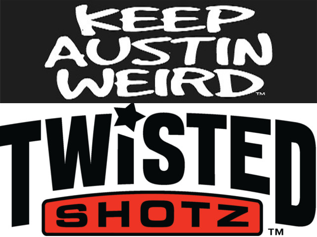 Keep Austin Weird Festival & Twisted shots - 062814-C