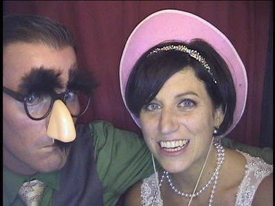 Elizabeth & Aaron Hyman Wedding - 110214-A