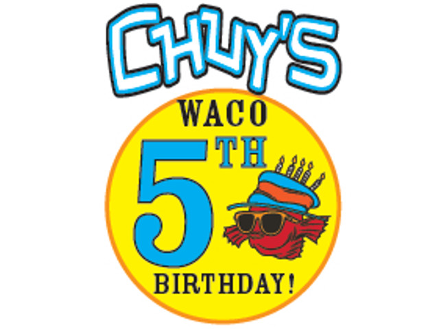 Chuy's 5th anniversary - 121014-A