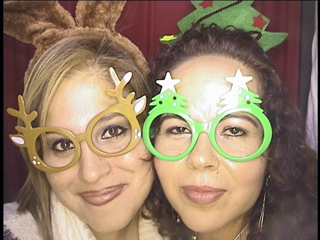 Photo booth rental - corporate party