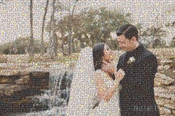 photo booth mosaic
