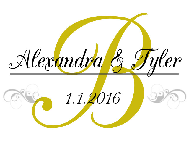 Alexandra & Tyler Buffie Wedding - 010116-A