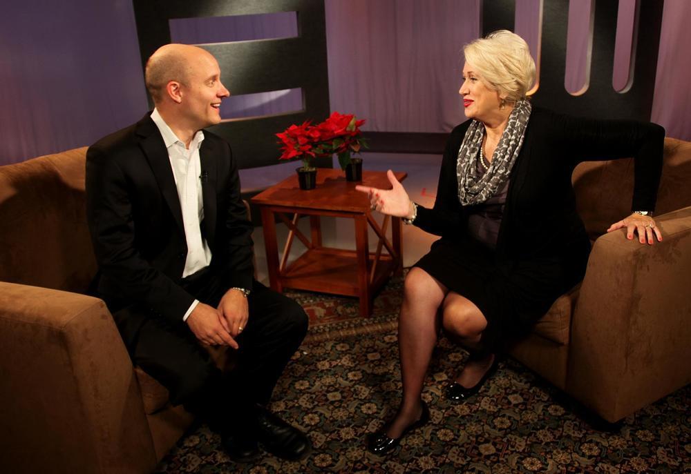 "On ""LA Business Today"" with Sharon Jimenez"