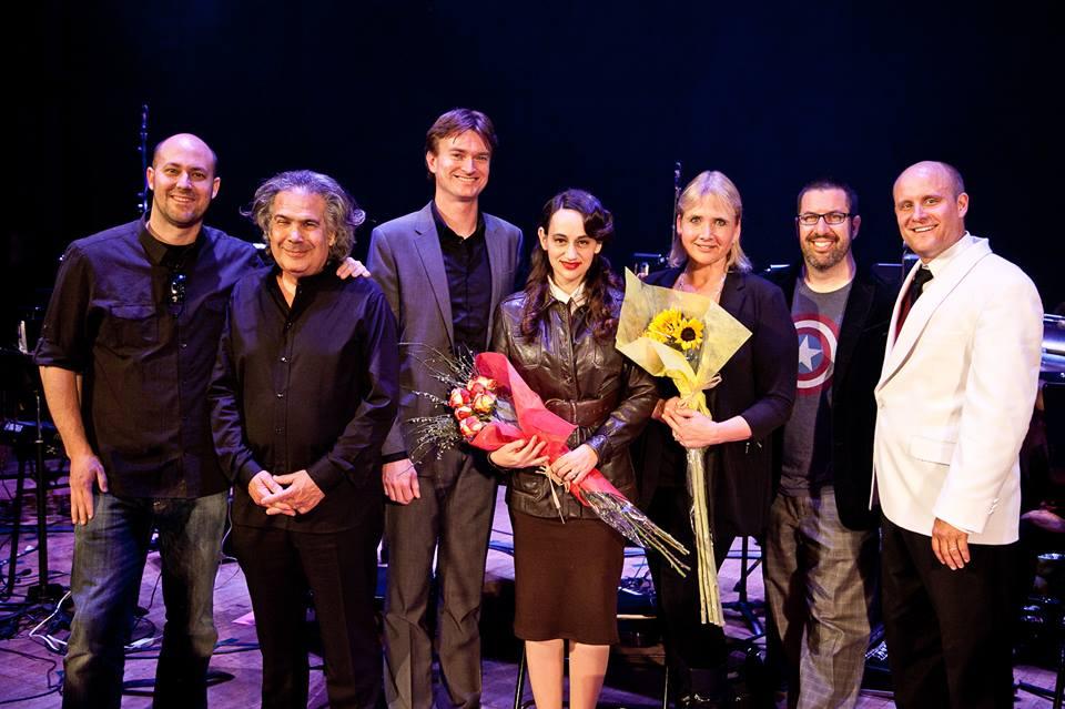 With Victor Pesavento, Craig Safan, Jason Livesay, Ayana Haviv, Lolita Ritmanis & Christopher Lennertz