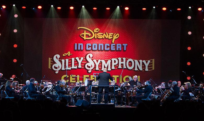 Disney's Silly Symphony Celebration Premiere