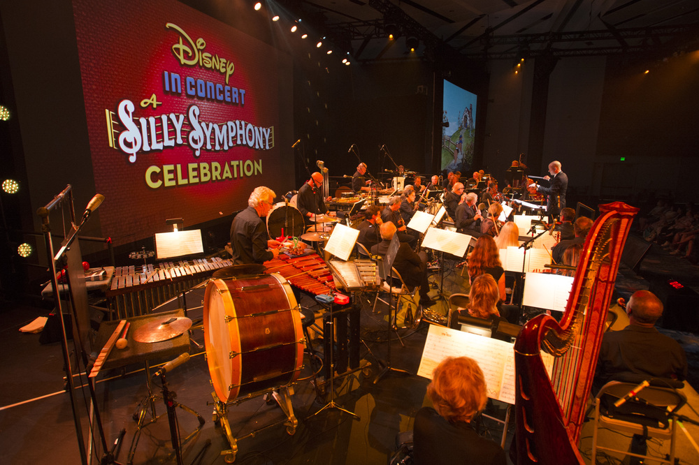 Silly Symphony Orchestra