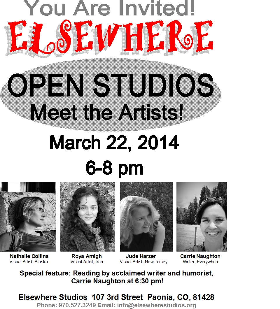 Elsewhere Open Studio