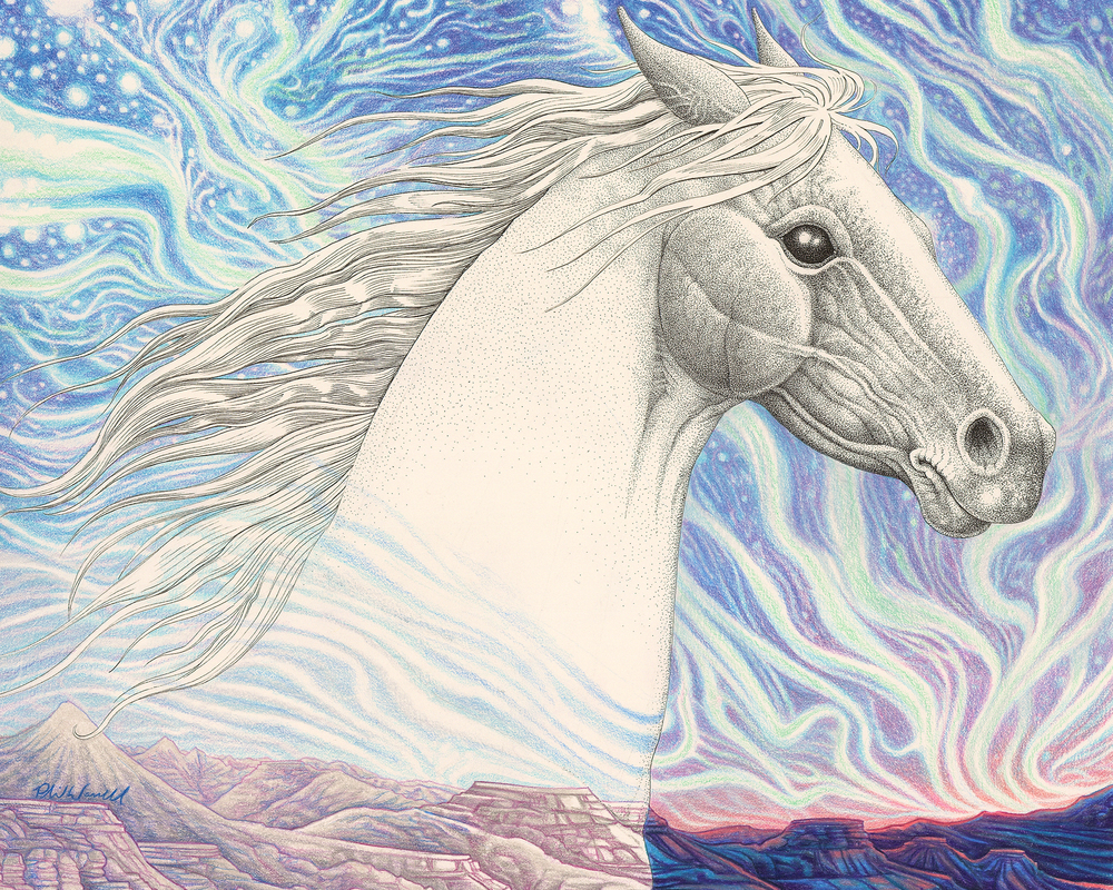 Phill_Wassell_Spirit_Horse_Pen_Ink_Colored_Pencil_$400.jpg
