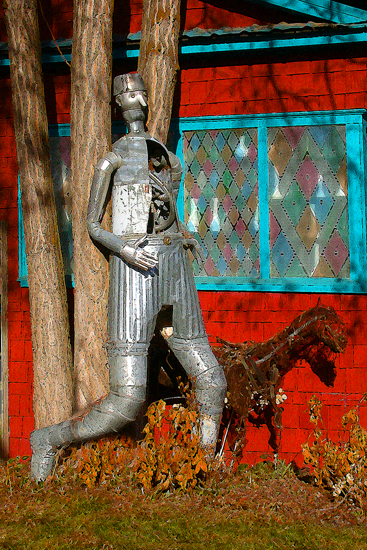 Mary Hockenberry, Tin Man, Photography, $150.jpg