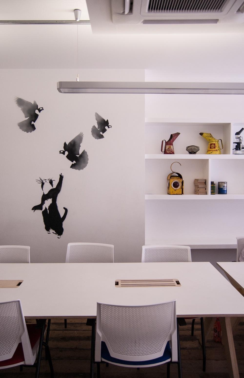 Spark Ventures Office