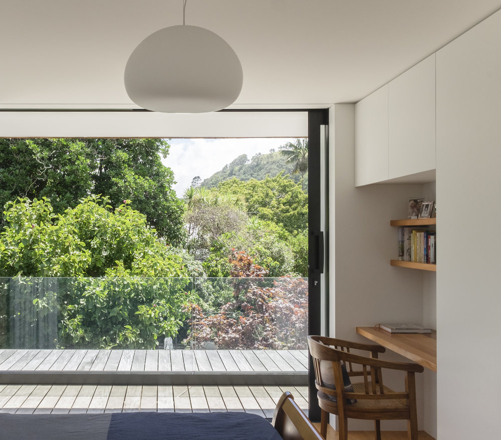 Case Study Villa_Master bedroom  with views over Mount Eden_7 of 10.jpg