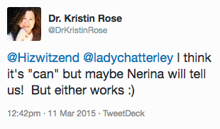 Dr. Kristin Rose Asks Nerina Pallot a Question - Dalai Lama Post - Action Card Blog