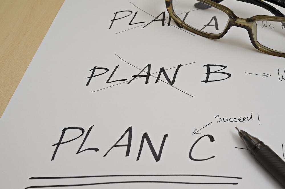 Contingency Plan - Action Card Blog - Dr. Kristin Rose