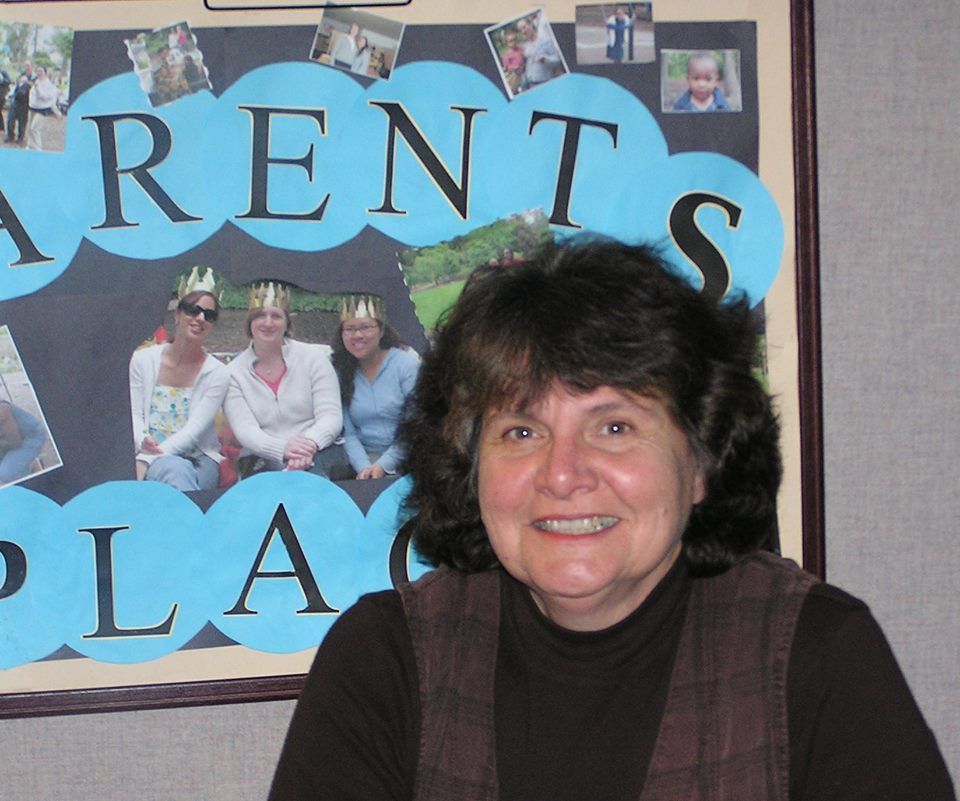 Alice Jordon, Founder of Student Parent Services @ Cal