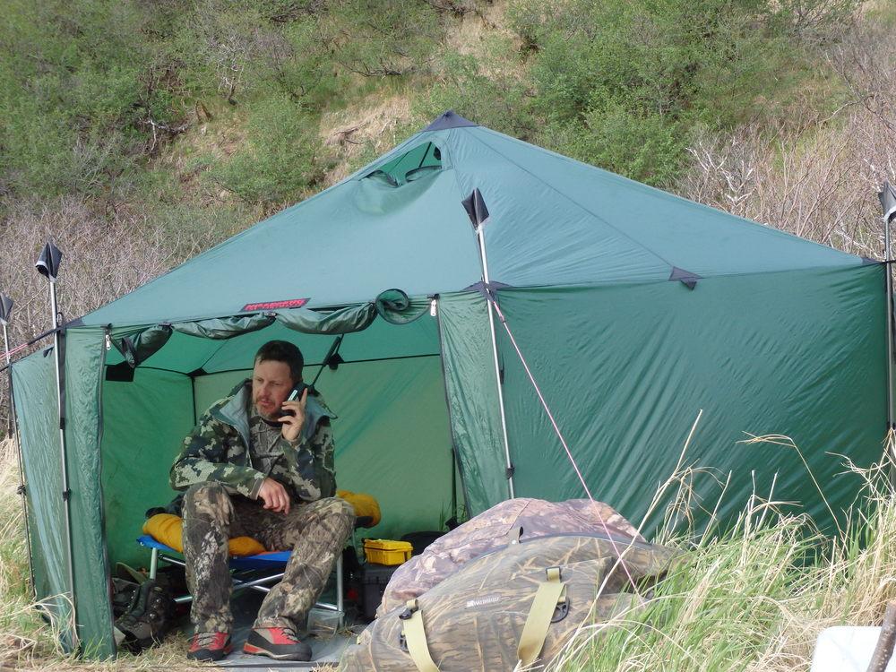 Алтай без внутренней палатки.