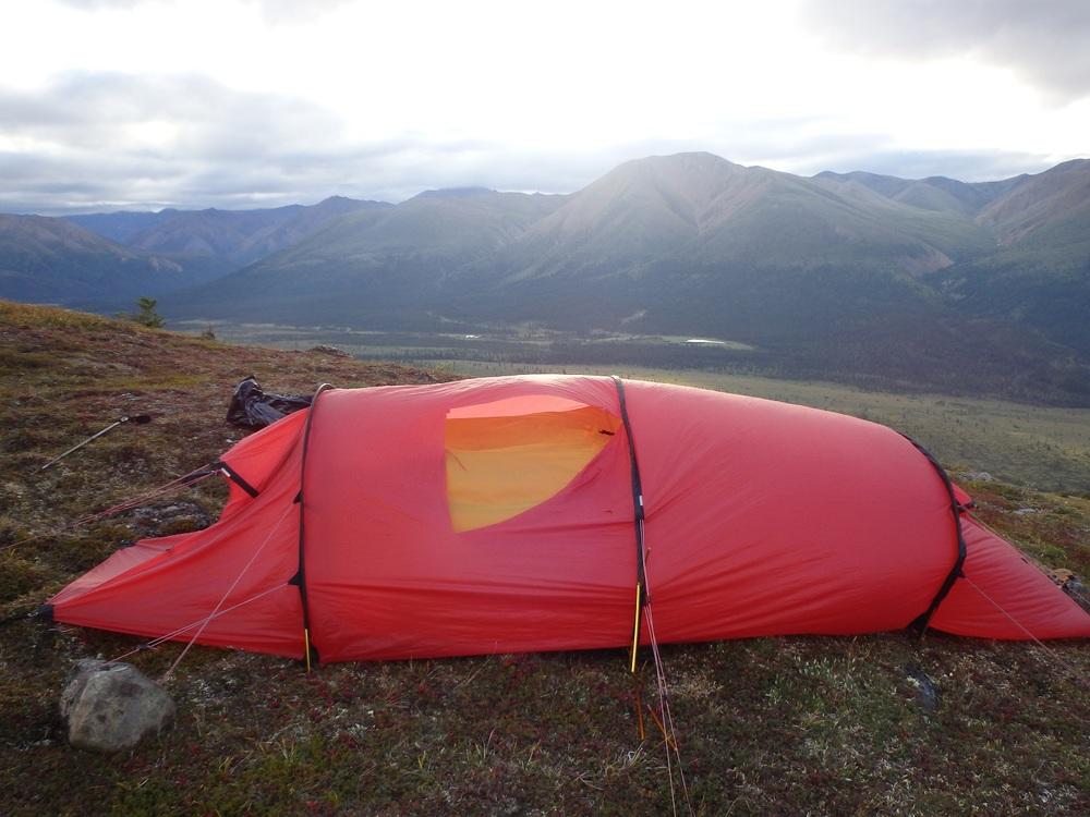 ruhuntalaska_bear_tent.JPG
