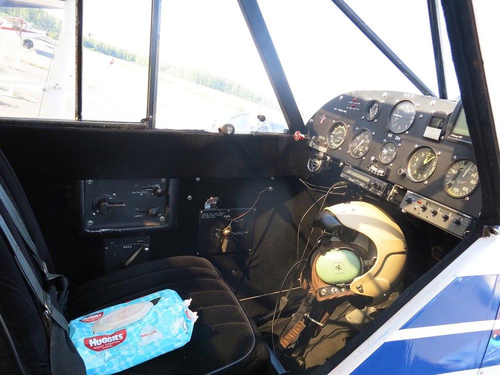 Самолеты не новые, зато надежные и проверенные.
