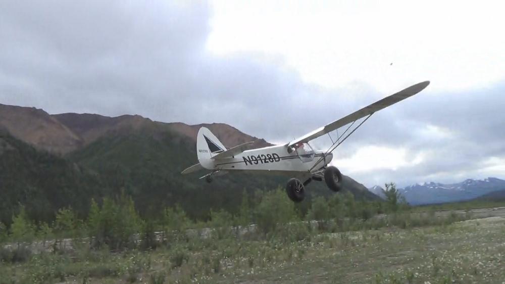 Супер Каб - легенда Аляски