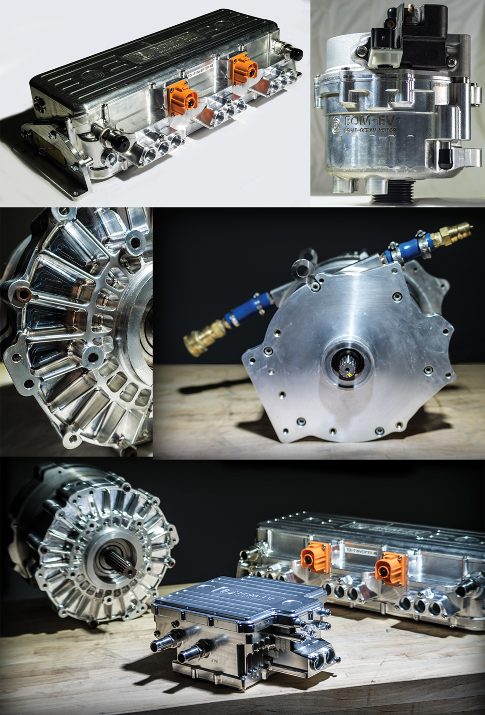 Product Photography - Broad Ocean Engineering Gallery