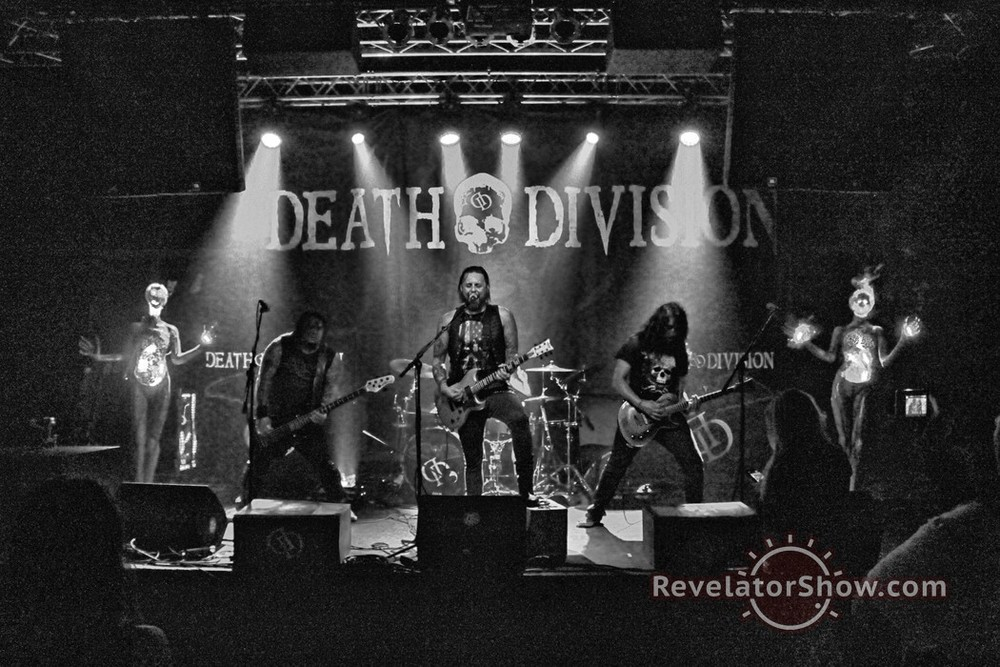 See all the performance shots from Death Divisions Nashville CD release show.