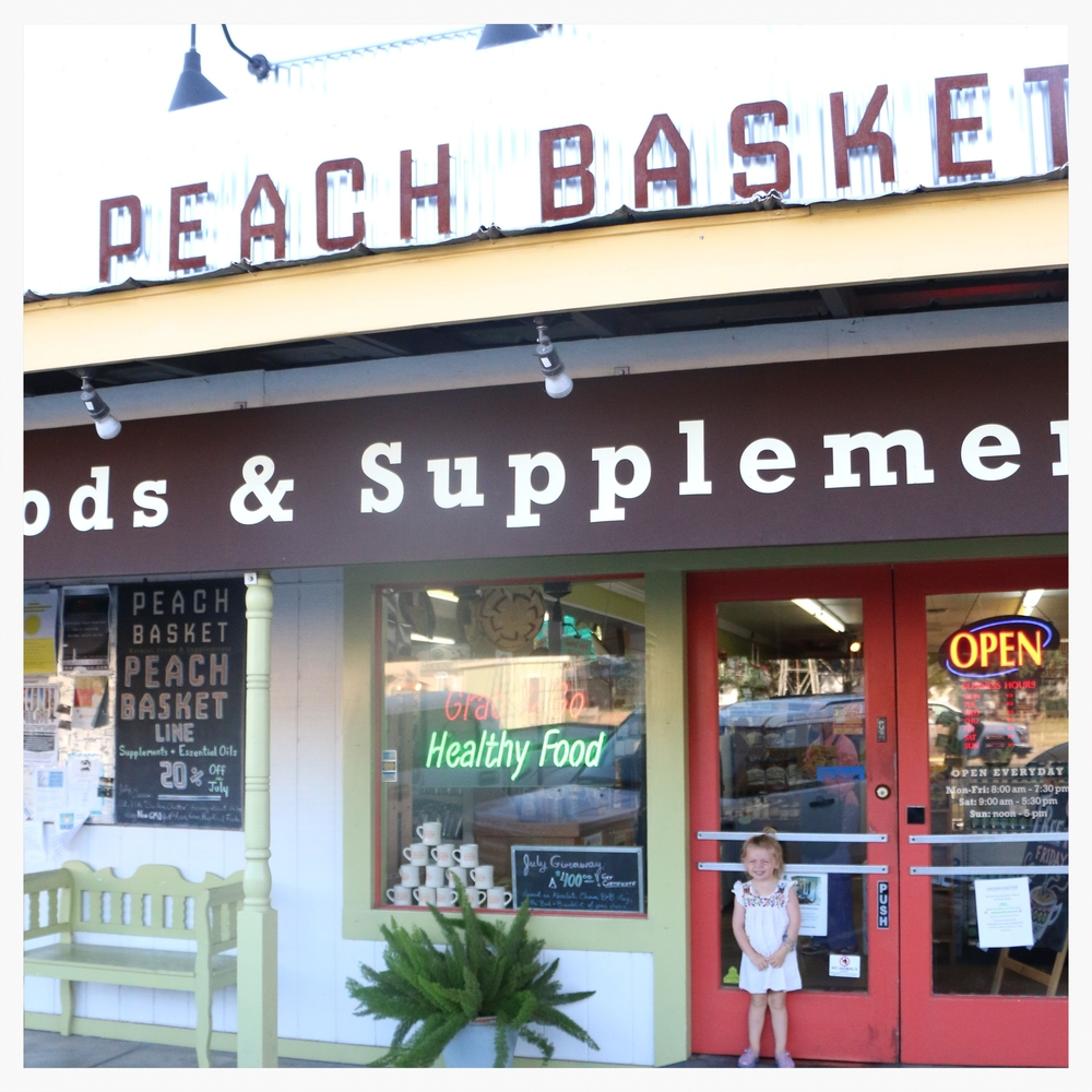 The Peach Basket