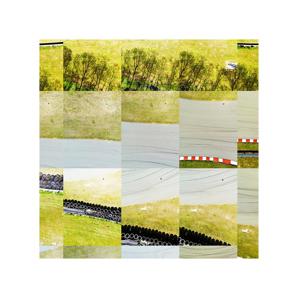 Racetrack (detail)
