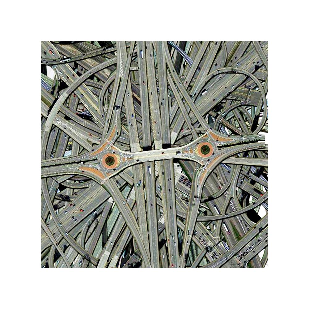 New York State Thruway (detail)