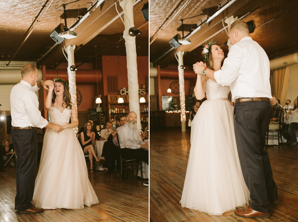 first dance at the savoy ballroom