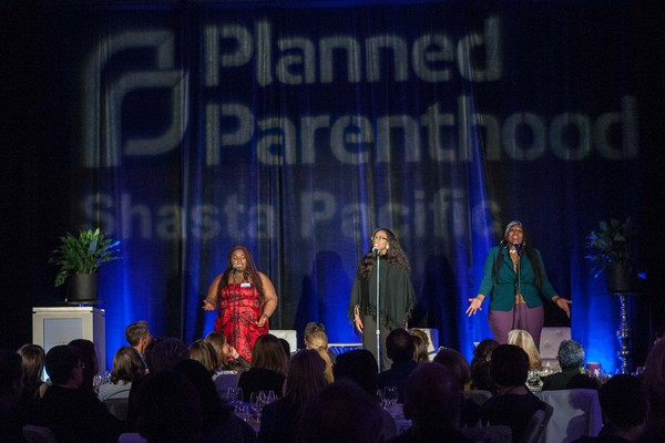 Planned Parenthood, Acts of Courage Event, SF