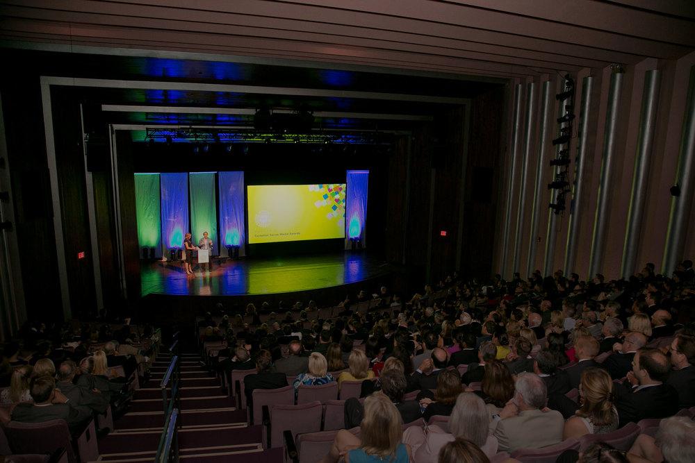 Common Sense Media Awards, The Kennedy Center, Washington, DC