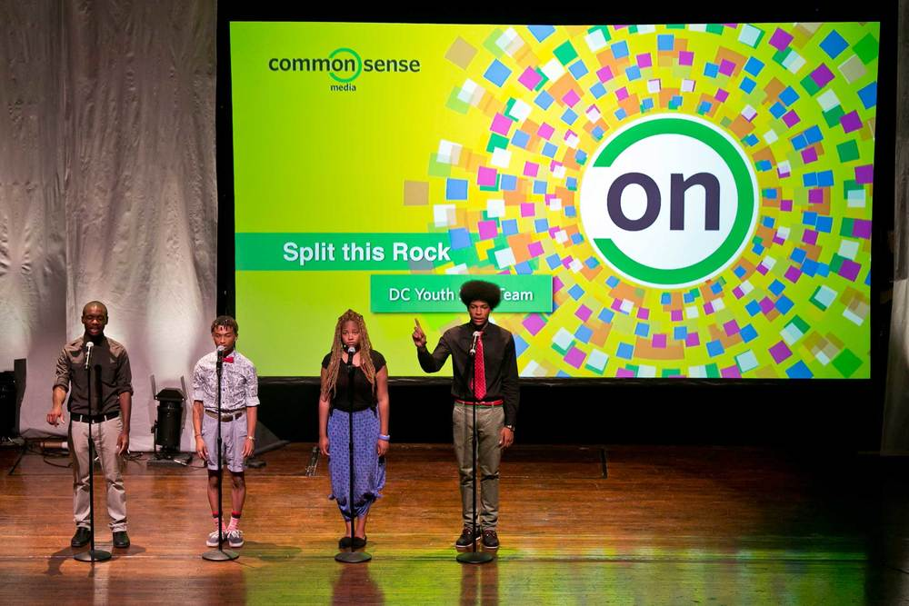 Common Sense Media Awards, Kennedy Center, Washington DC