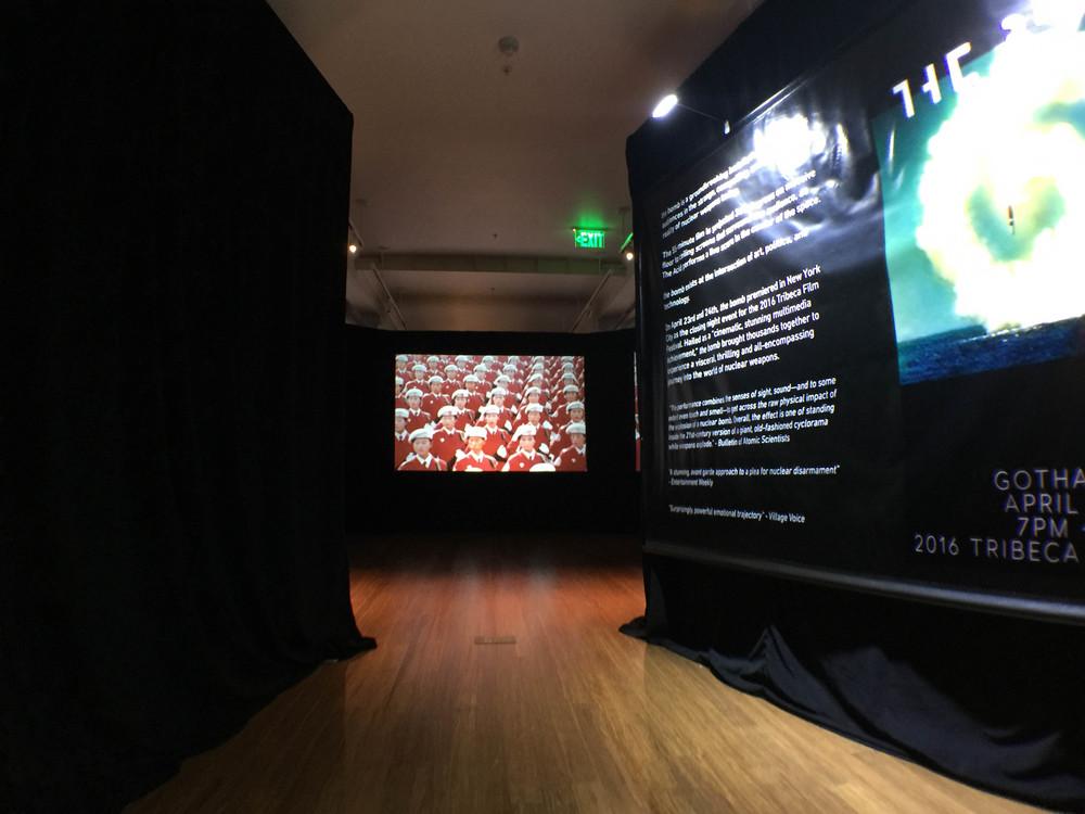 Ploughshares Fund Exhibit, The Presidio, SF