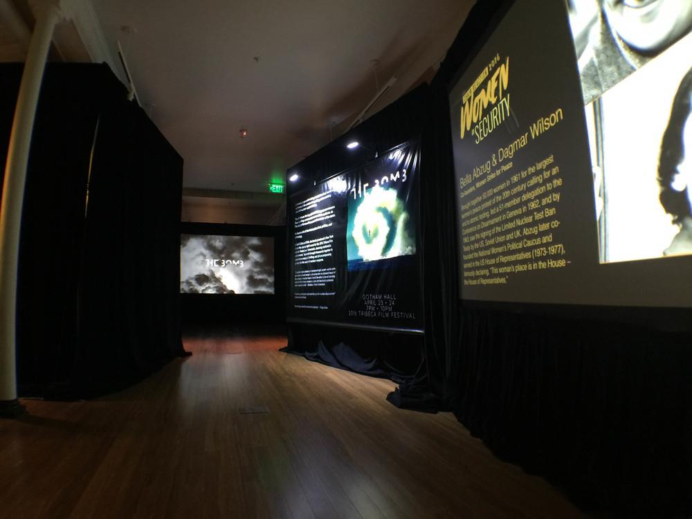 Ploughshares Fund Exhibit, The Presidio