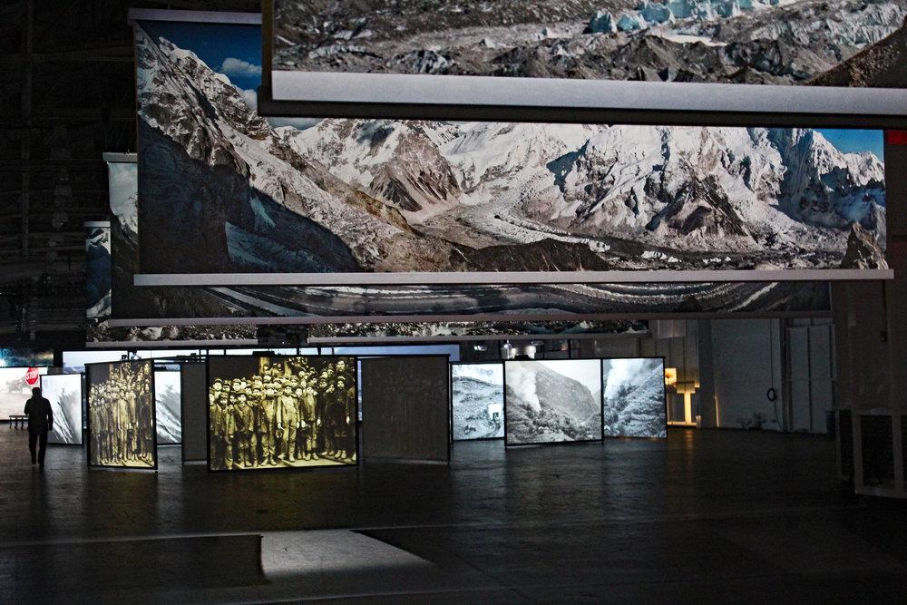 COAL + ICE Exhibition 2018