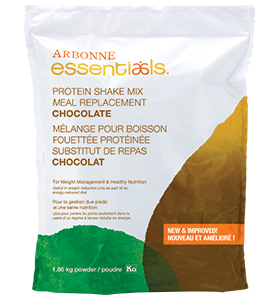 Arbonne Essentials Protein Shake Mix Meal Replacement - Chocolate
