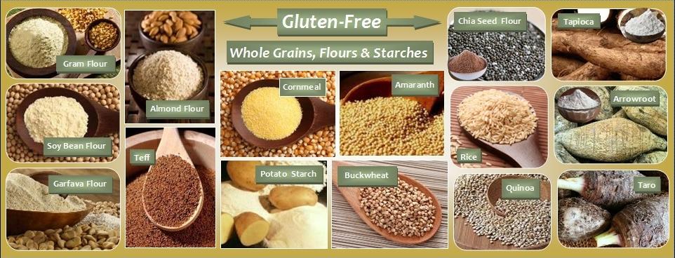 Gluten Free Flour Starches Noglutenman