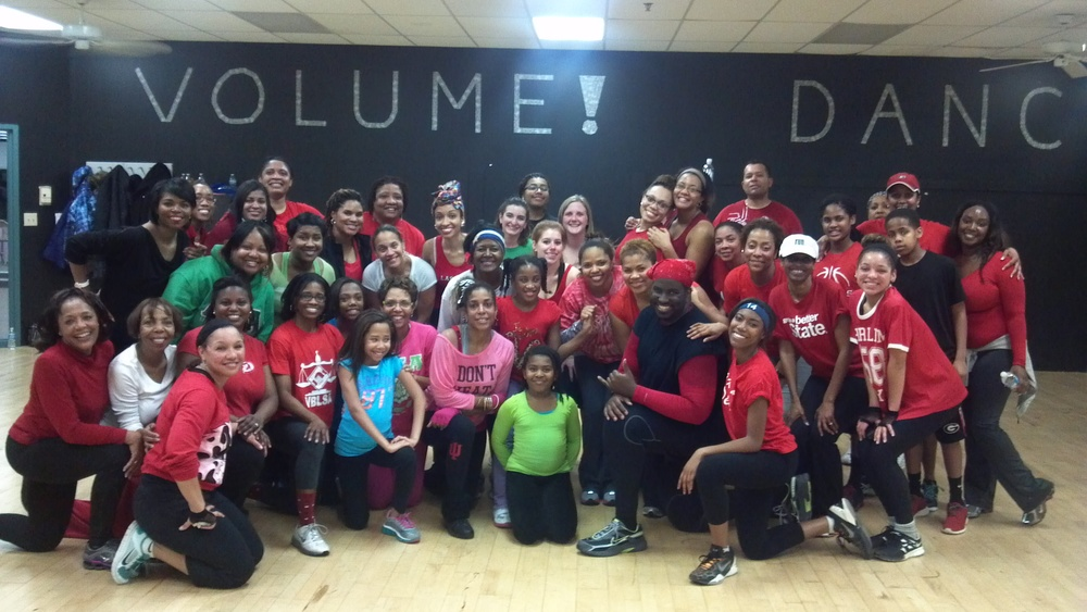Alpha Mu Omega's Pink Goes Red 2015