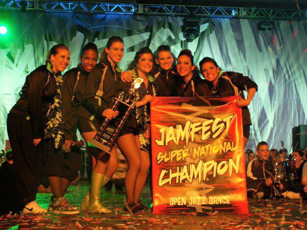 Adult Jazz-National Champs