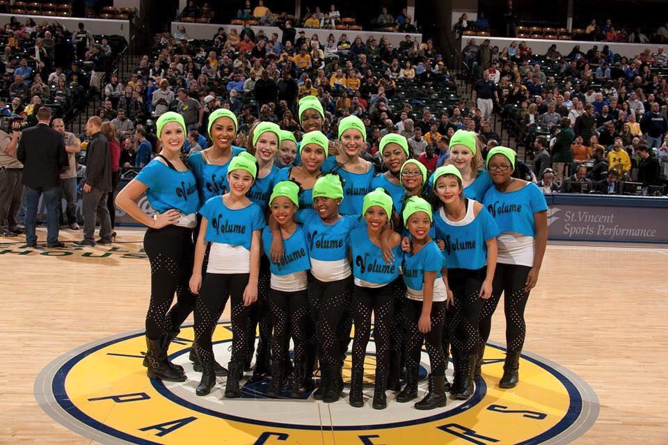 Pacer Halftime Performance