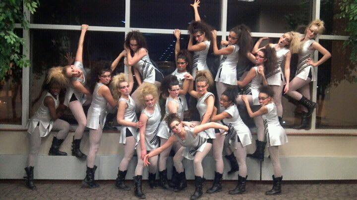 Fierce at Jamfest Dance Nationals