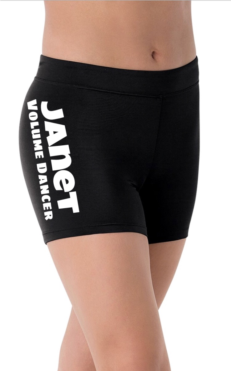 Longer Length Shorts - Personalized with your child's name$15 SC-XLA